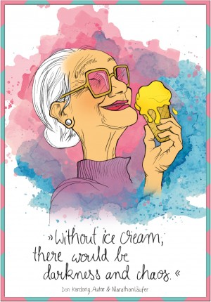 without ice cream