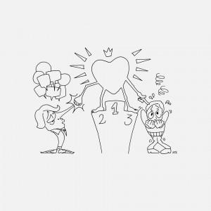 Die Schriftrolle der Liebe 2: andere Konzepte