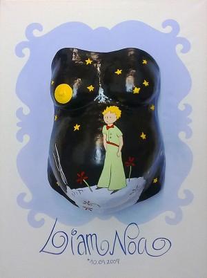 Babybauch »Liam Noa«