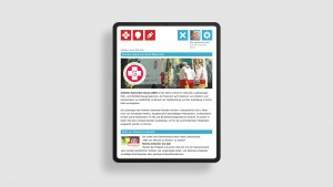 App-Gestaltung ASB Österreich