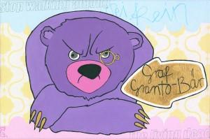 sei kein Graf Granto-Bär