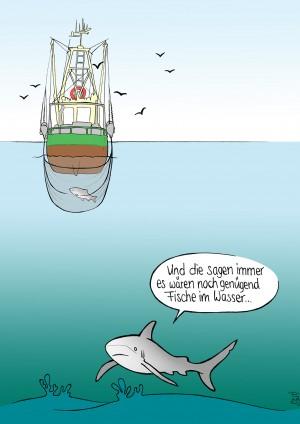 genügend Fisch II
