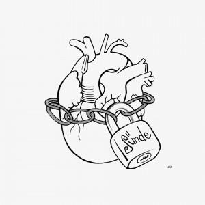 Feuerprobe: verhärtetes Herz