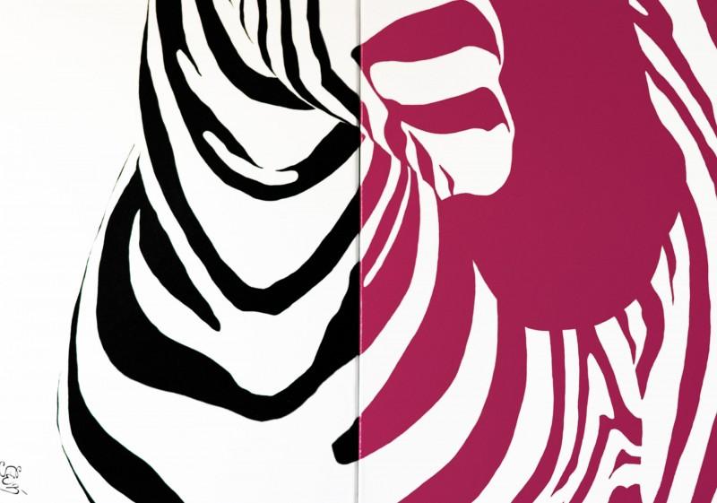 glossy stripes II